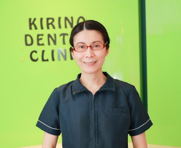 副院長 桐野 恭子