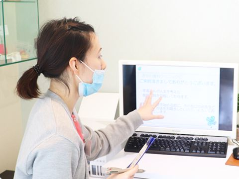 診断(セカンドカウンセリング):検査結果の説明と治療方針の提示