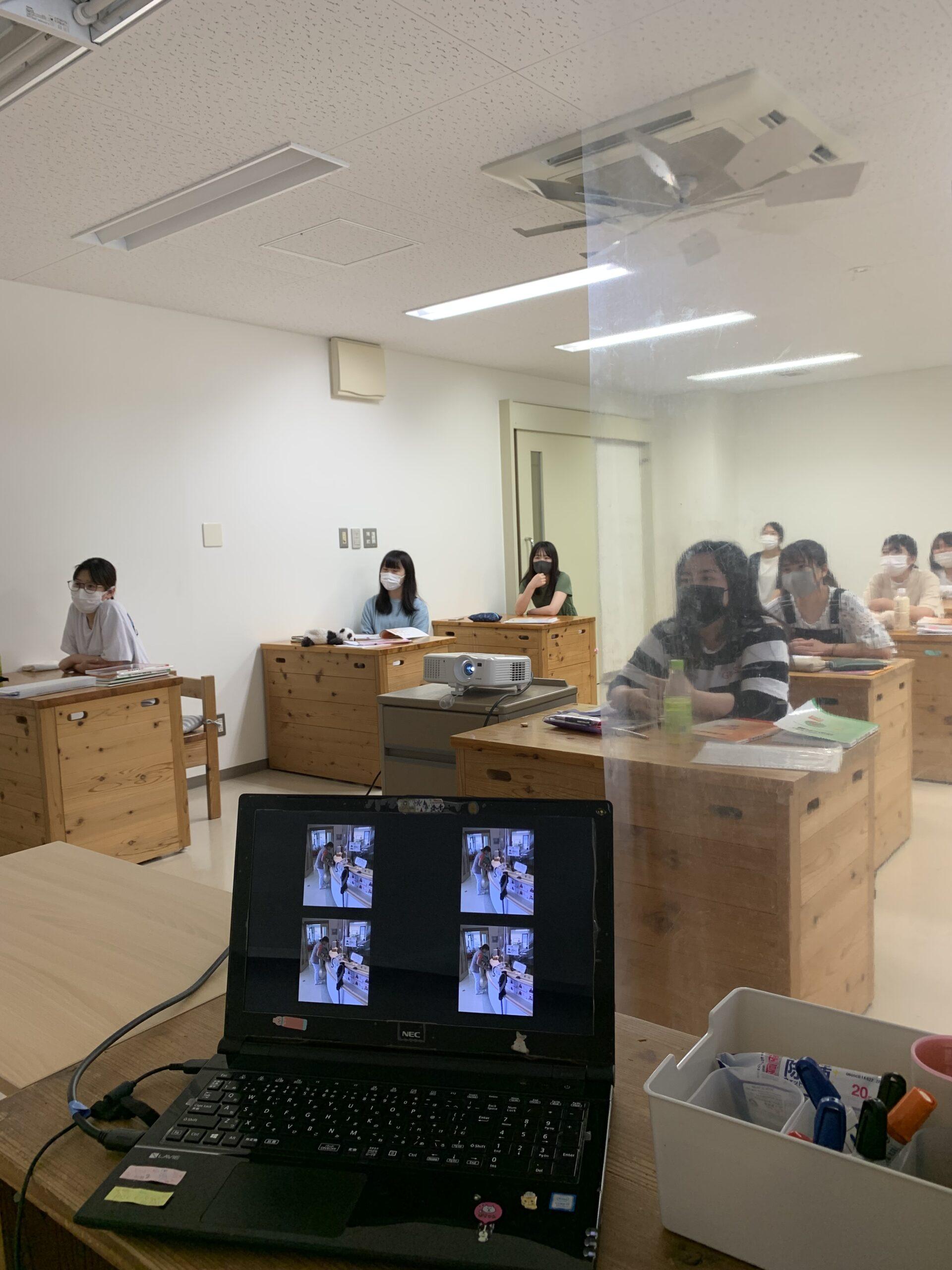 今年も四国歯科衛生学院専門学校で歯周病の講義をしてきた!